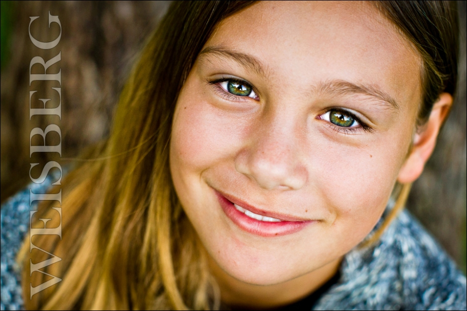 children and family photographs close ups outdoor portriats