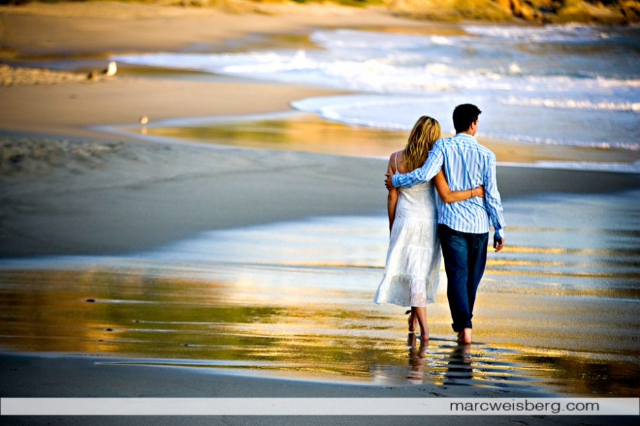 laguna beach wedding and engagement photoographer marc weisberg