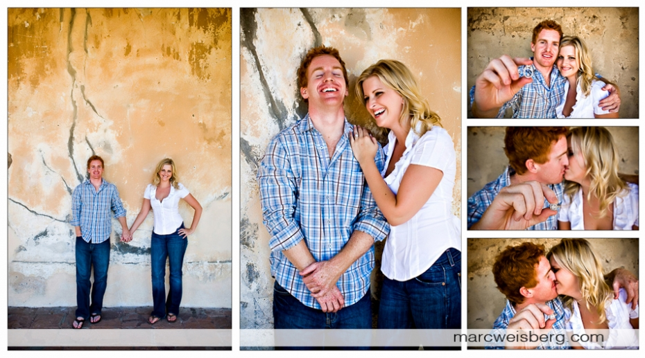 mission san juan capistrano wedding and engagement photoographer marc weisberg