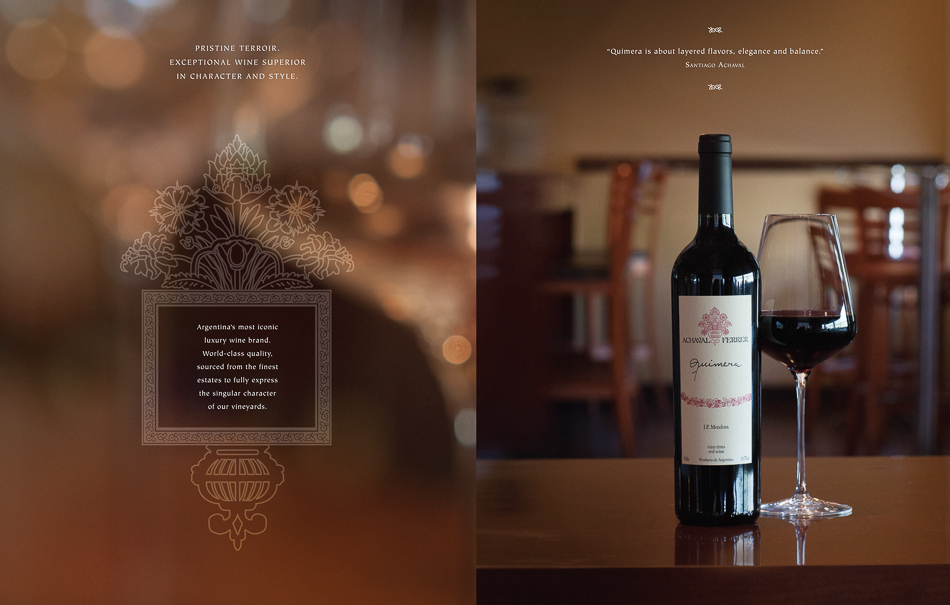 commercial advertising wine photography