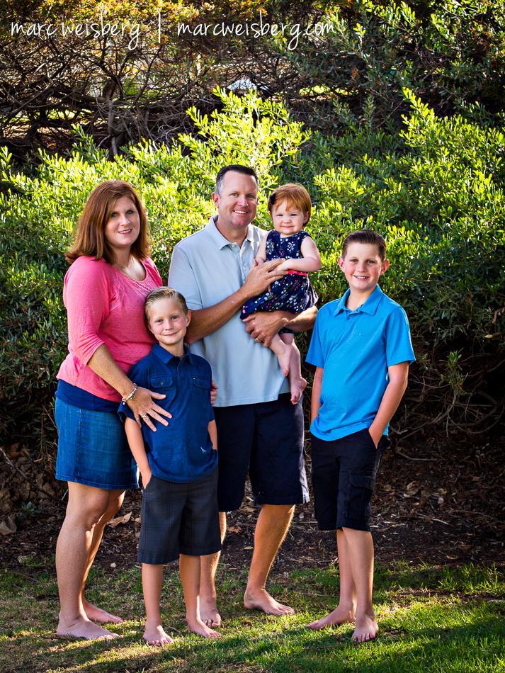 irvine family and children photographer