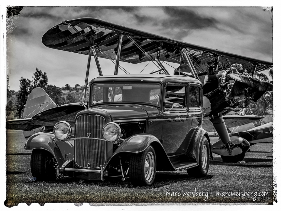classic vintage car photographer