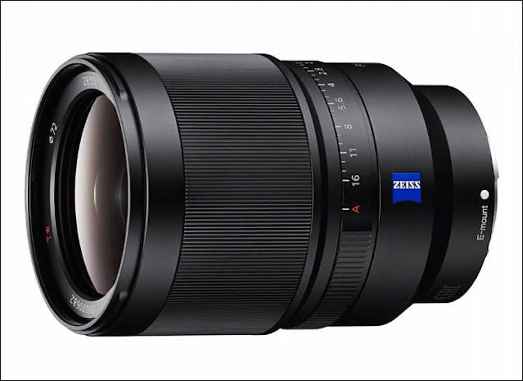 Sony Zeiss Fe 35 Mm F 1 4 Za Lens First Impressions