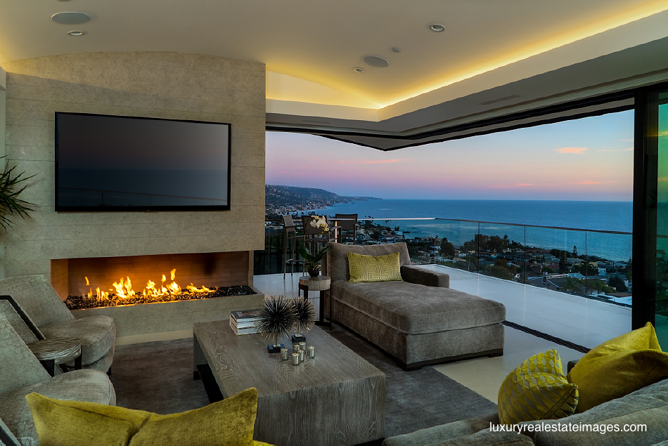 How i set up my a7rii for real estate architectural for Laguna beach luxury real estate
