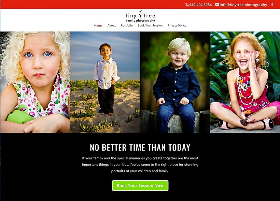 Tiny Tree Children & Family Photography