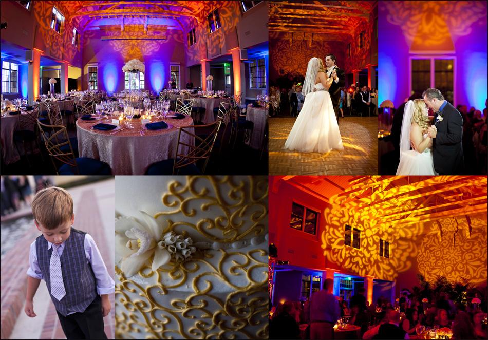 san diego wedding photographer reception pictures