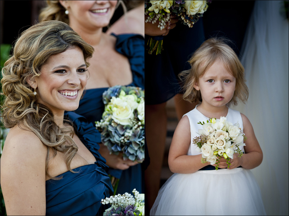 san diego wedding photographer wedding party pictures