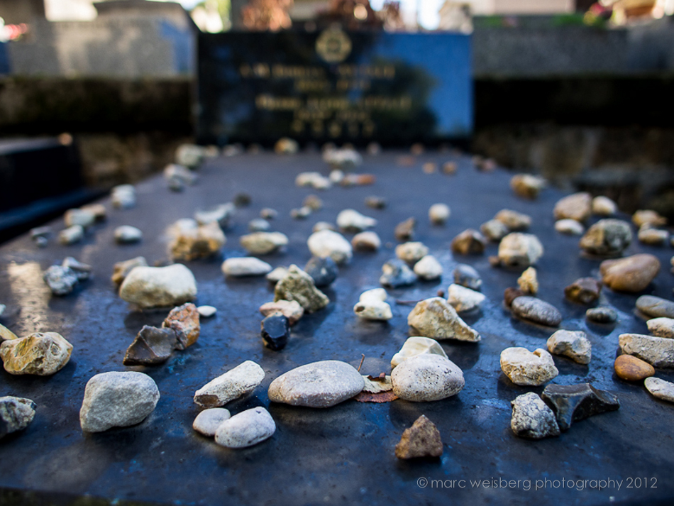 jewish grave site, picture