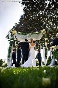 orange county ritz carlton jewish wedding photographer chuppa pictures