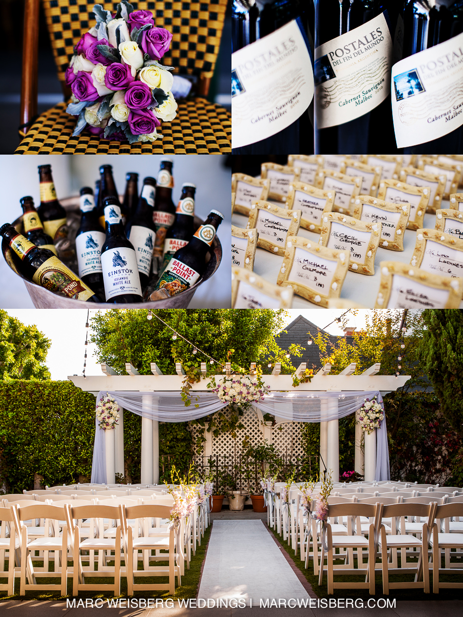 corona del mar wedding pictures by marc weisberg dot com