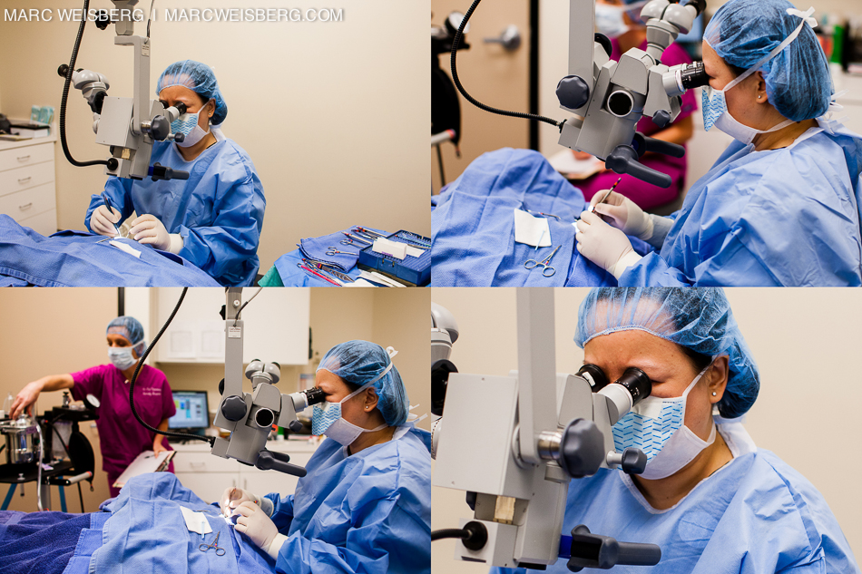 opthalmology health care photographer