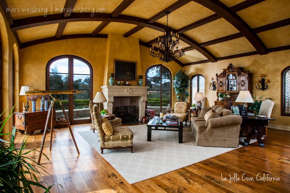 La Jolla Cove Real Estate Photographer