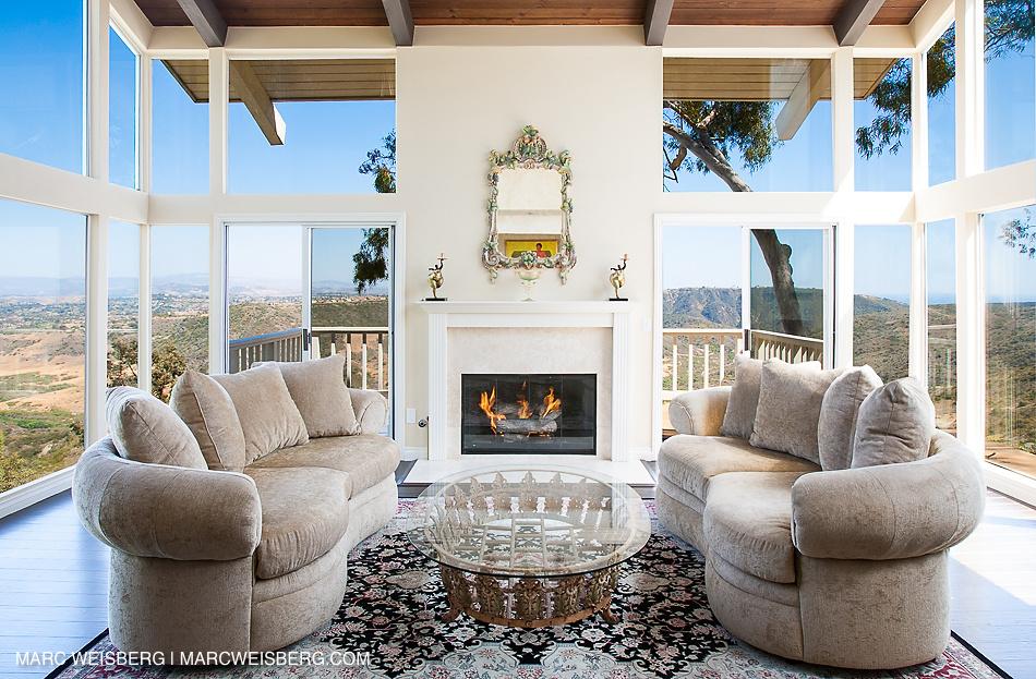 Laguna Beach Interior Real Estate and Architectural Photographer