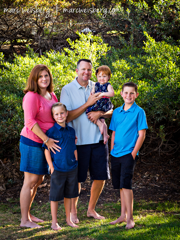irvine family and children photographer