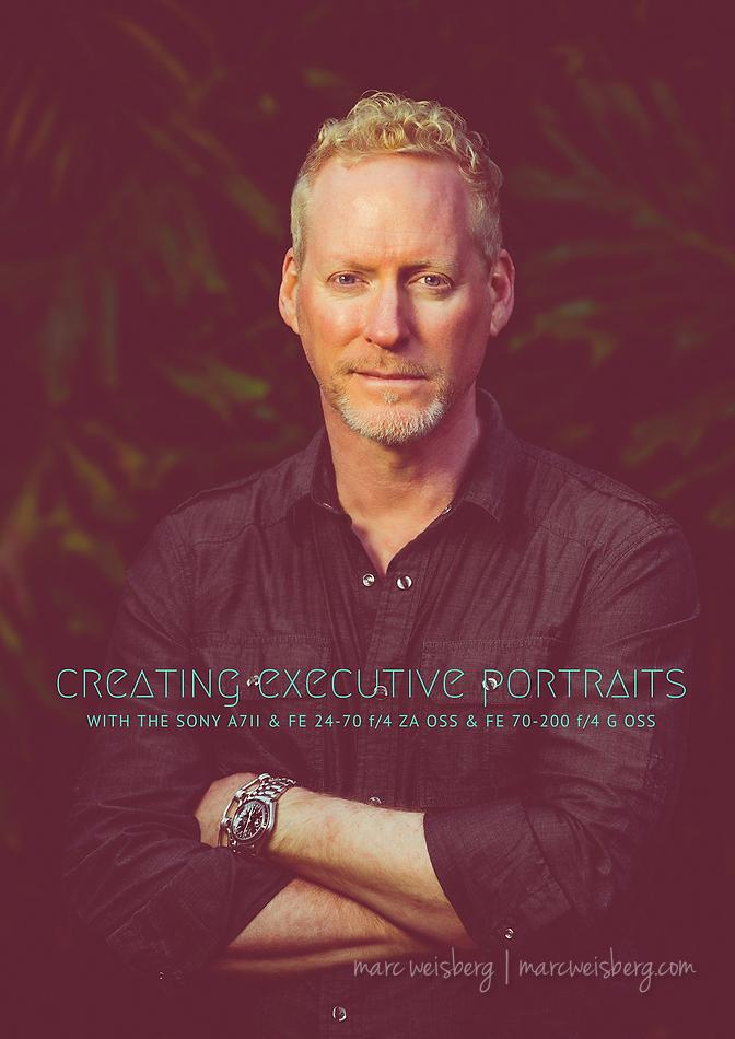 orange county executive portrait photographer