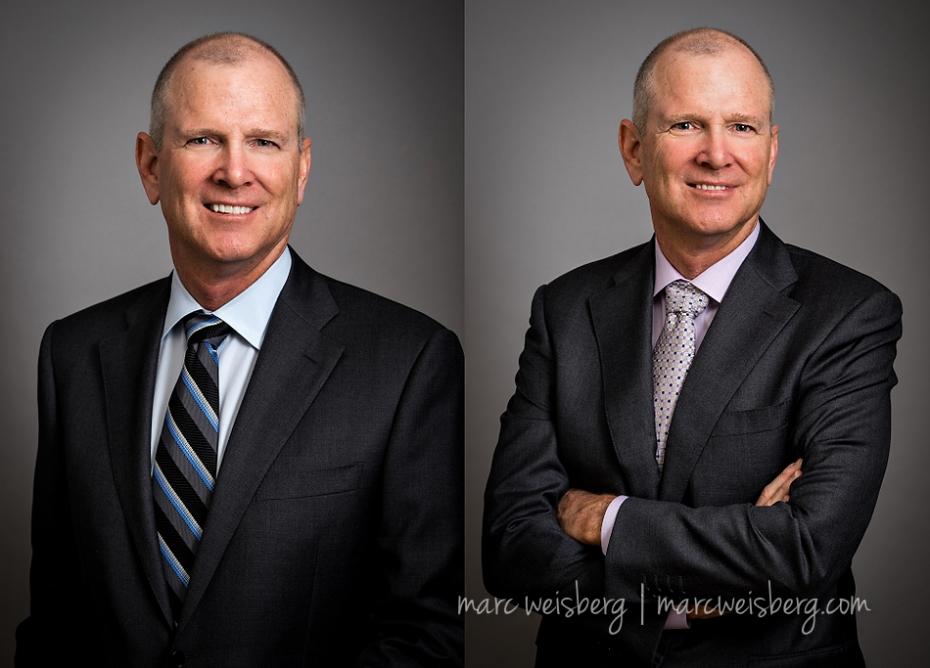 headshots executive portraits real estate professionals