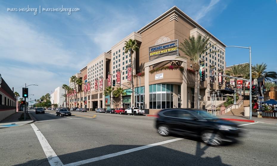 burbank commercial real estate photographer