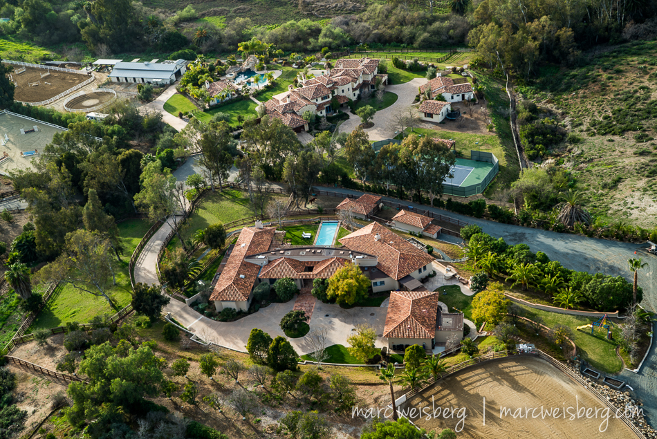 Aerial Photography San Diego California