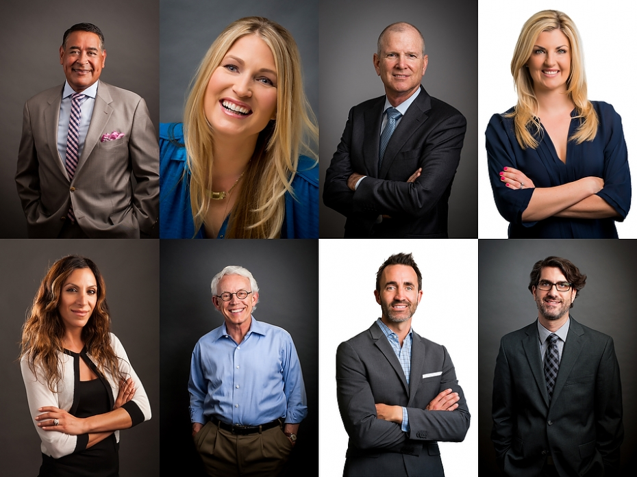 HEADSHOTS + EXECUTIVE PORTRAITS