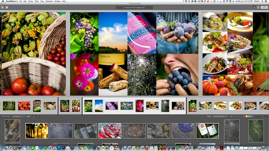 SmartAlbums - Album Design Software For Photographers