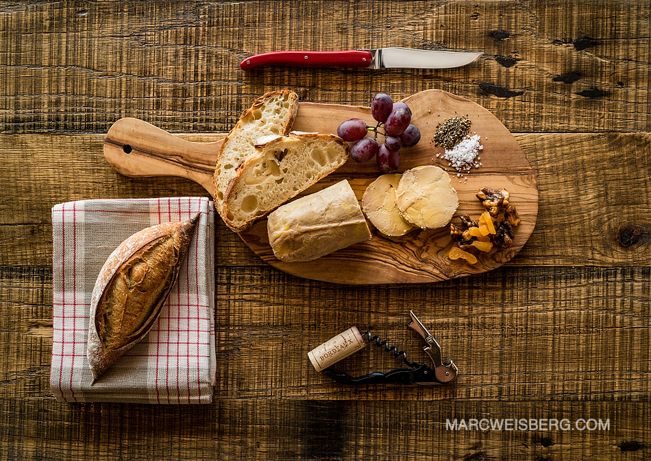 FOOD + WINE PHOTOGRAPHY