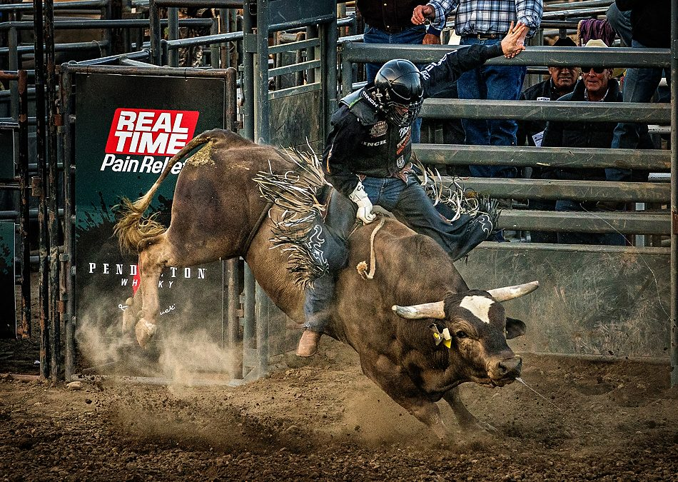 Photographing the Salinas Rodeo with the Sony a9 at 20 Frames Per Second!