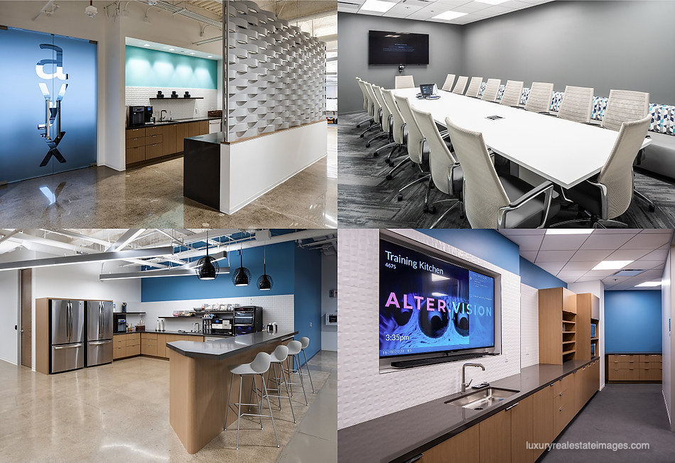 Architectural Interior Photography for Technology Companies