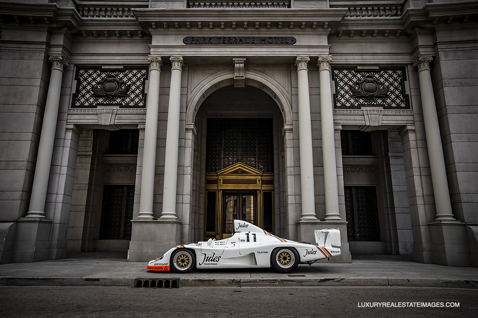 Porsches and Architecture