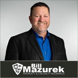 Bill Mazurek Insurance Specialist