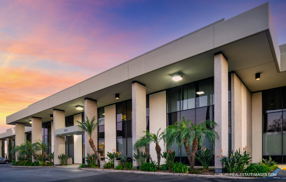 BREA COMMERCIAL REAL ESTATE PHOTOGRAPHER